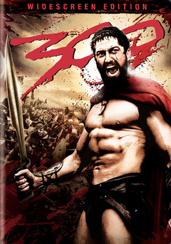 300 - Widescreen - DVD - Used