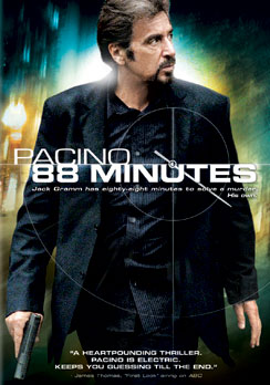 88 Minutes - Widescreen - DVD - Used