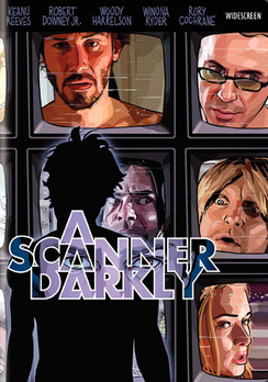 A Scanner Darkly - Widescreen - DVD - Used