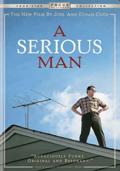 A Serious Man - Four-Star Collection - DVD - Used