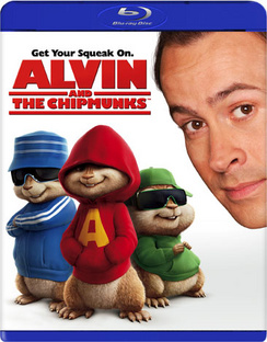 Alvin & The Chipmunks - Blu-ray - Used