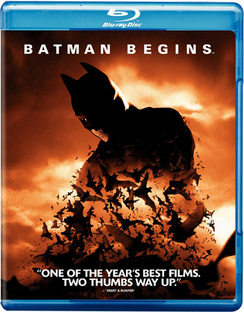 Batman Begins - Blu-ray - Used