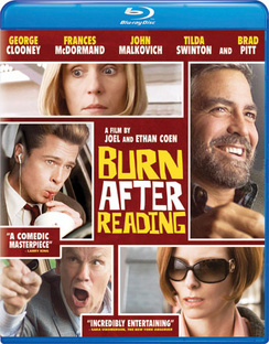 Burn After Reading - Blu-ray - Used