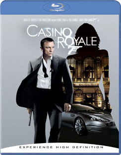 Casino Royale - Blu-ray - Used