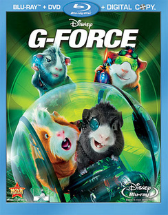 G-Force - Includes DVD - Blu-ray - Used