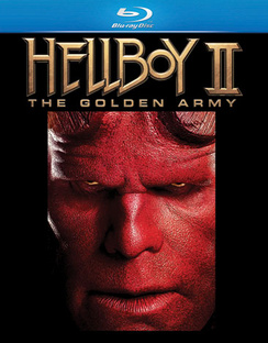 Hellboy II: The Golden Army - Blu-ray - Used