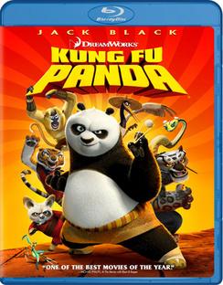 Kung Fu Panda - Blu-ray - Used