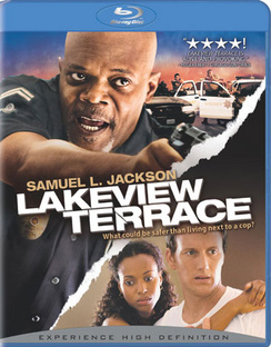 Lakeview Terrace - Blu-ray - Used