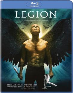 Legion - Blu-ray - Used