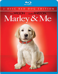 Marley & Me - Special Edition - Blu-ray - Used