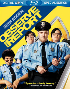 Observe and Report - Special Edition - Blu-ray - Used