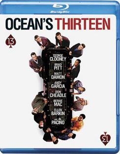 Ocean's Thirteen - Blu-ray - Used