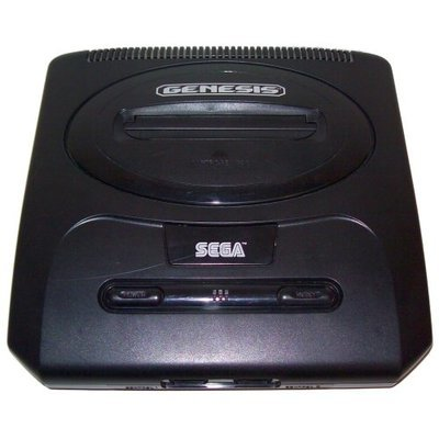 SEGA Genesis Model 2  Bundle - Console - Used