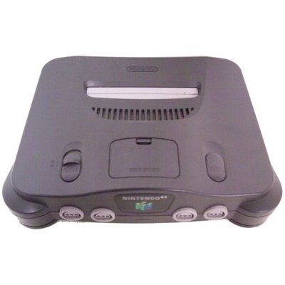 Nintendo N64  With Memory Expansion Pack - Console - Used