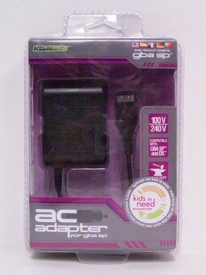 AC adapter for GBA SP and DS - Game Accessory - New