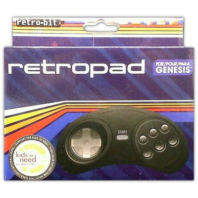 Retropad for Genesis - Game Accessory - New