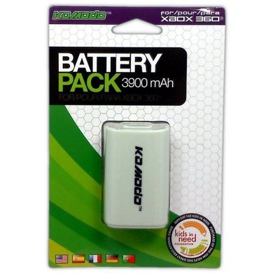 Controller Battery Pack for XBOX 360 - Game Accessory - New