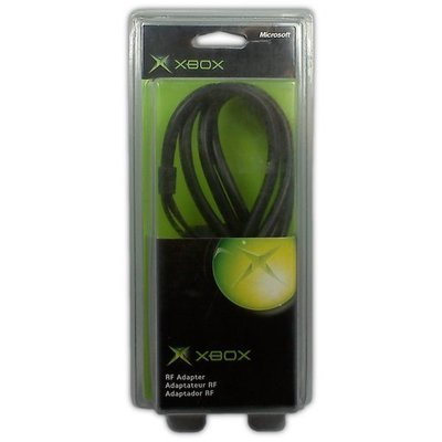 Microsoft RF Adapter for XBOX - Game Accessory - New