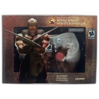 Mortal Kombat Fatality Kontroller (Baraka) for PS2 - Game Accessory - New