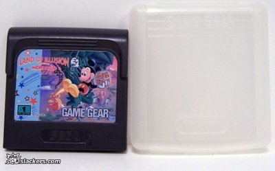 Land of Illusion Mickey Mouse - Game Gear - Used