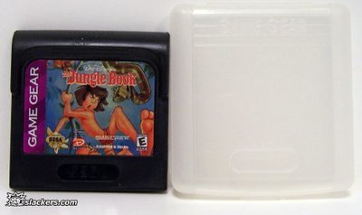 Walt Disney's The Jungle Book - Game Gear - Used