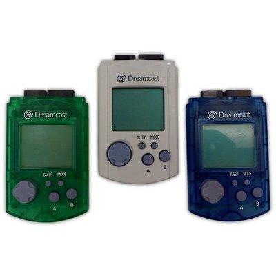 SEGA VMU for Dreamcast - Game Accessory - Used