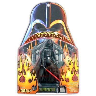 Star Wars Celebration III Exclusive Talking Darth Vader - Action Figure - New