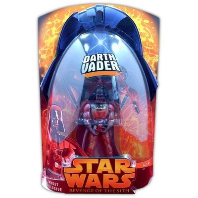 Star Wars Episode III Darth Vader Target Exclusive - Action Figure - New