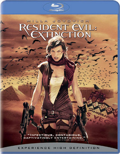 Resident Evil: Extinction - Blu-ray - Used