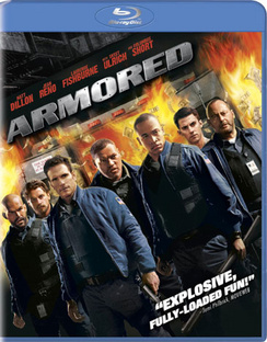 Armored - Blu-ray - Used