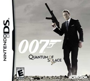 Bond 007: Quantum Of Solace - DS - Used