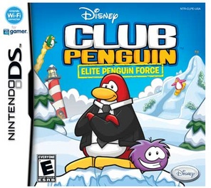 Club Penguin Elite Penguin Force Herberts Revenge - DS - Used