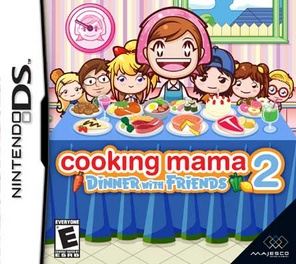 Cooking Mama 2: Dinner With Friends - DS - Used