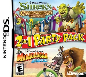 DreamWorks Party Pack - DS - Used