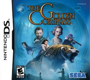 Golden Compass - DS - Used