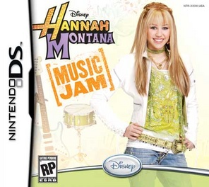 Hannah Montana Music Jam - DS - Used