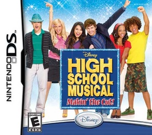 High School Musical Making the Cut - DS - Used