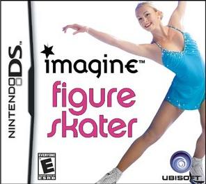 Imagine Figure Skater - DS - Used