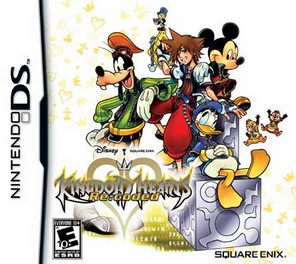 Kingdom Hearts Re:coded - DS - Used