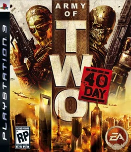 Army Of Two 40th Day - PS3 - Used