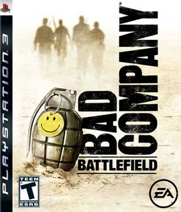 Battlefield Bad Company - PS3 - Used