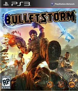 Bulletstorm - PS3 - Used