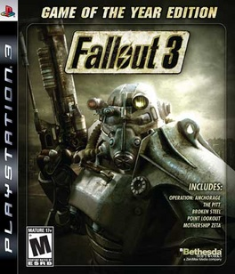 Fallout 3 Game Of The Year Edition - PS3 - Used