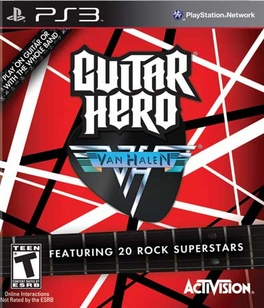 Guitar Hero Van Halen - PS3 - Used