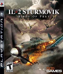 Il-2 Sturmovik Birds of Prey - PS3 - Used