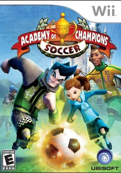 Academy Of Champions Soccer - Wii - Used