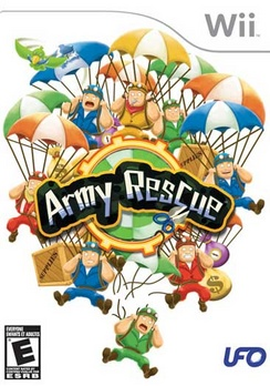 Army Rescue - Wii - Used