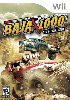 Baja 1000: Off Road Racing - Wii - Used