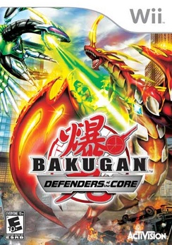 Bakugan 2: Defenders Of The Core - Wii - Used
