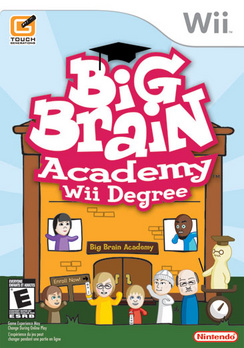 Big Brain Academy: Wii Degree - Wii - Used
